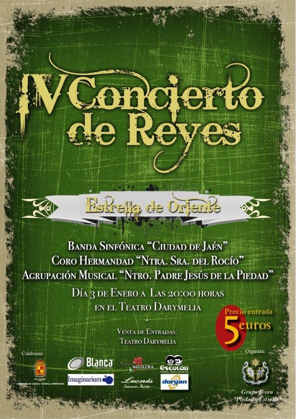 IV Concierto de Reyes Estrella de Oriente