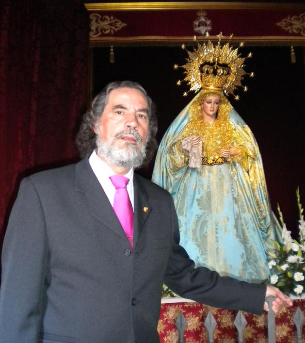 Ramón Molina Navarrete, pregonero de la Estrella 2012