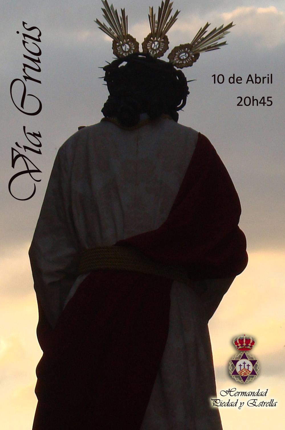 Vía Crucis de Jesús de la Piedad