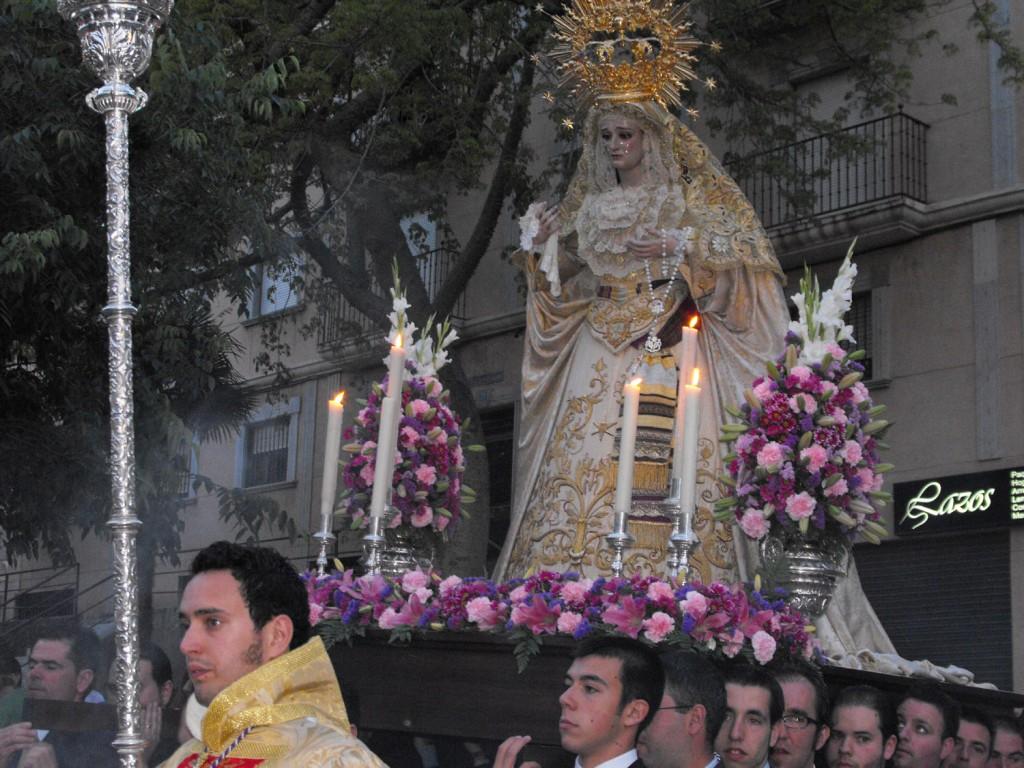 Rosario Vespertino de María Stma. de la Estrella